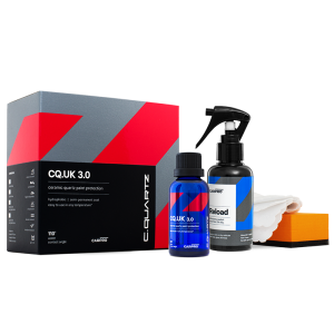 CarPro C-Quartz UK 30ml kit + reload Lakverzegeling