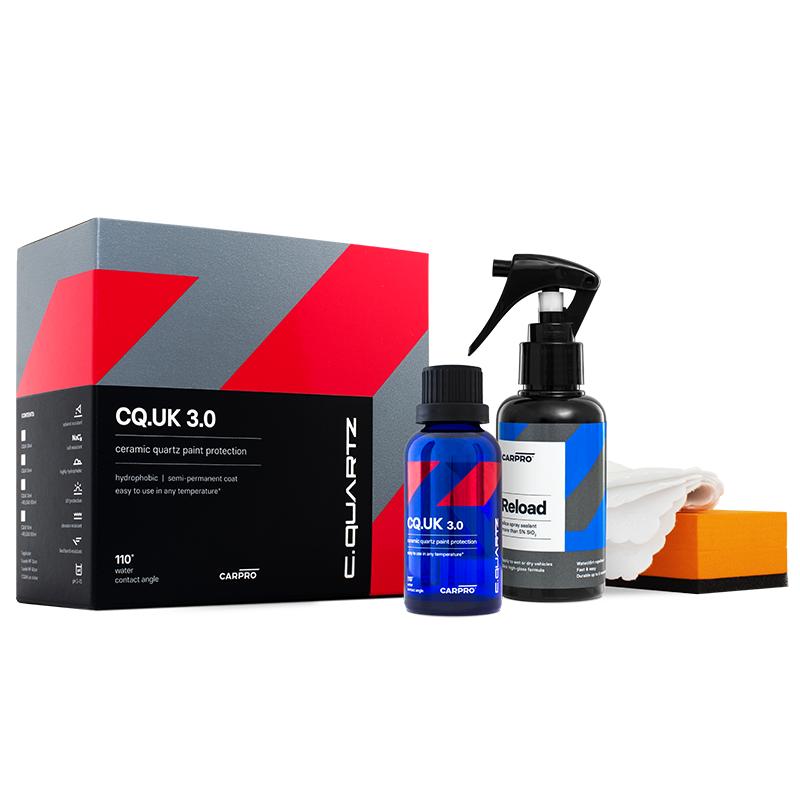 CarPro C-Quartz UK 30ml kit + reload Lakverzegeling