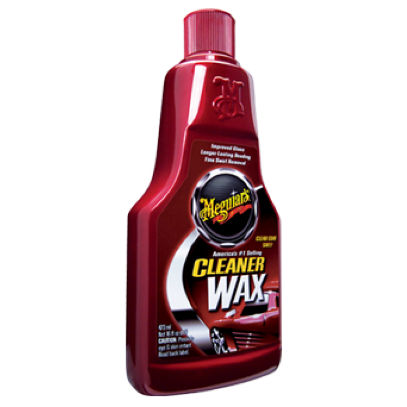 Meguiar's Cleaner Wax Liquid Amerika's #1 Cleaner Wax