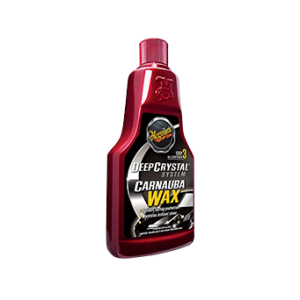 Meguiar's Deep Crystal Step 3 Wax-Liquid Boost bescherming en glans
