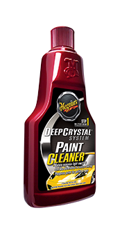 Meguiar's Deep Crystal Step 1 Paint Cleaner Perfecte resultaten
