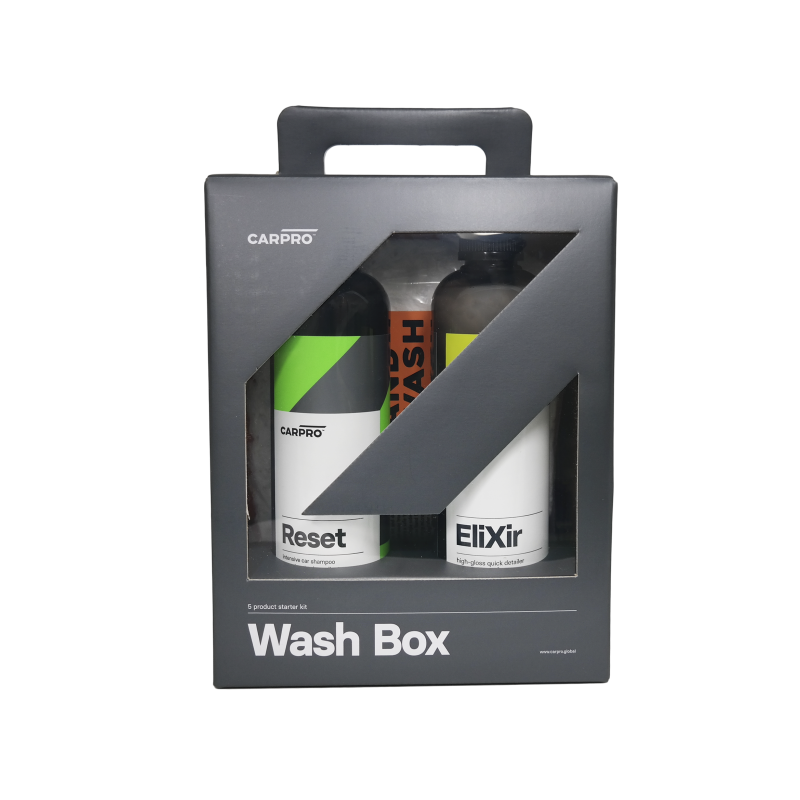 CarPro Washbox Starterskit