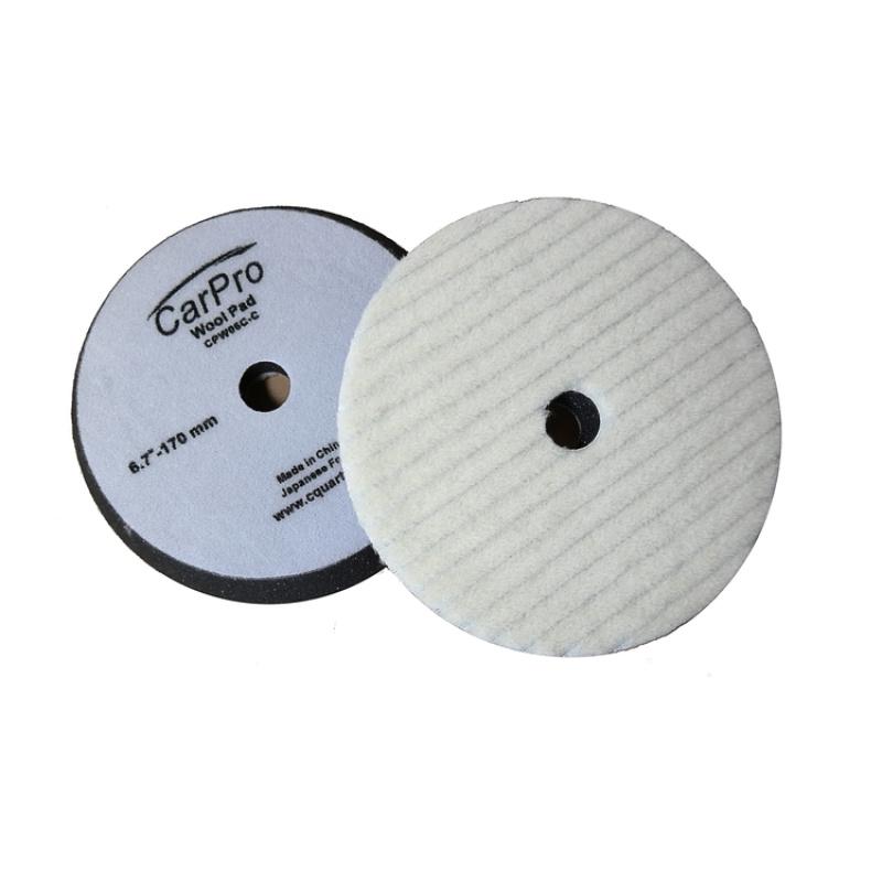 CarPro Wool ring pad 155m Wollen polijstpad