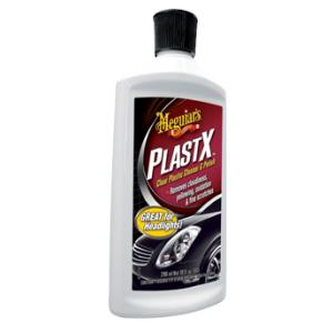 Meguiar's Plast-X Clear Plastic Cleaner & Polish Herstel optische helderheid