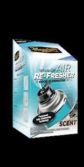 Meguiar's Air ReFresher : Odor eliminator New Car Verfris de auto