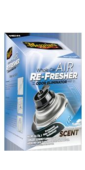 Meguiar's Air ReFresher : Odor Eliminator Summer Breeze Verfris de auto
