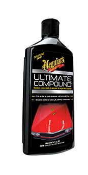 Meguiar's Ultimate Compound Herstel beschadigde lakoppervlakken