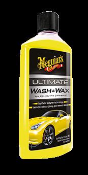 Meguiar's Ultimate Wash & Wax Wassen en waxbescherming verlengen!