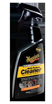 Meguiar's Heavy Duty Multi Purpose Cleaner Veelzijdige formule!