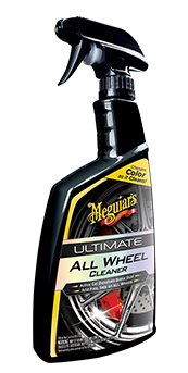 Meguiar's Ultimate All Wheel Cleaner Lost hardnekkig remstof op