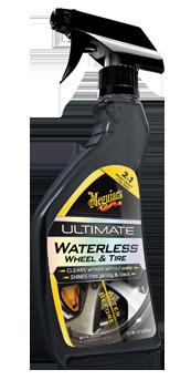 Meguiar's Ultimate Waterless Wheel & Tire Velgen en banden opfrissen zonder water