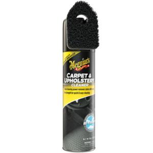Meguiar's Carpet & Upholstery Cleaner Verwijder vlekken en geurtjes moeiteloos
