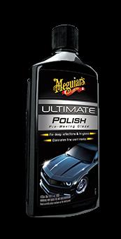 Meguiar's Ultimate Polish Een diepe
