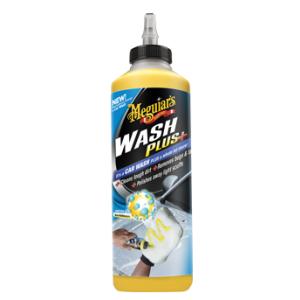 Meguiar's Wash Plus Bespaar tijd! Breng direct aan op Wash Mitt