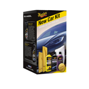 Meguiar's New Car Kit ( NEW Full Packaging)