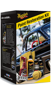 Meguiar's Paint Restoration Kit (NEW Full Packaging)