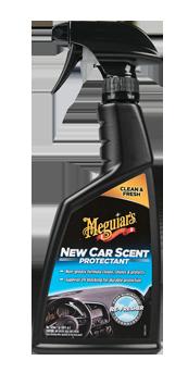 Meguiar's New Car Scent Protectant Reinigt en beschermt