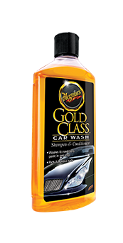 Meguiar's Gold Class Car Wash Shampoo & Conditioner Magische glans