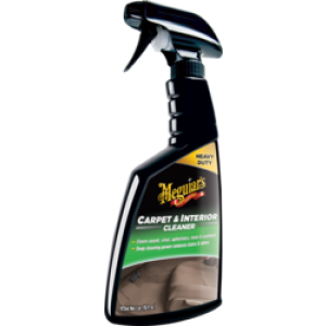 Meguiar's Carpet & Interior Cleaner Elimineert vlekken voorgoed