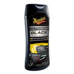 Meguiar's Ultimate Black Rijke