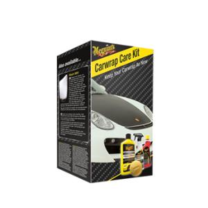 Meguiar's Car Wrap Kit Dé kit voor gewrapte auto's!