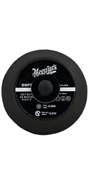 "Meguiar's Dual Action Backing Plate 3"" Steunplaat excentrische machine"
