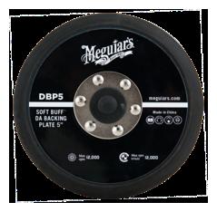 "Meguiar's Dual Action Backing Plate 5"" Steunplaat excentrische machine"