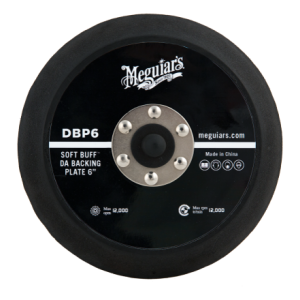 Meguiar's Dual Action Backing Plate 6""
