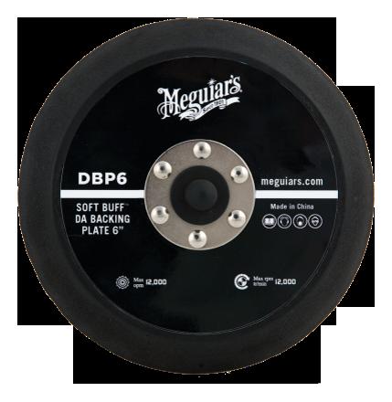 "Meguiar's Dual Action Backing Plate 6"" Steunplaat excentrische machine"