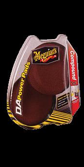 Meguiar's DA Power Pack Compound Pads Verwijder snel lakdefecten