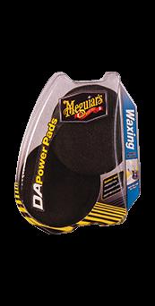 Meguiar's DA Power Pack Finishing Pads Voeg bescherming en glans toe