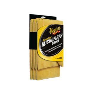 Meguiar's Supreme Shine Microfiber (3-pack) Snel en gemakkelijk