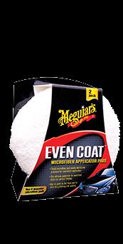 Meguiar's Even-Coat Microfibre Applicator Pad (2-pack) Geweldige resultaten